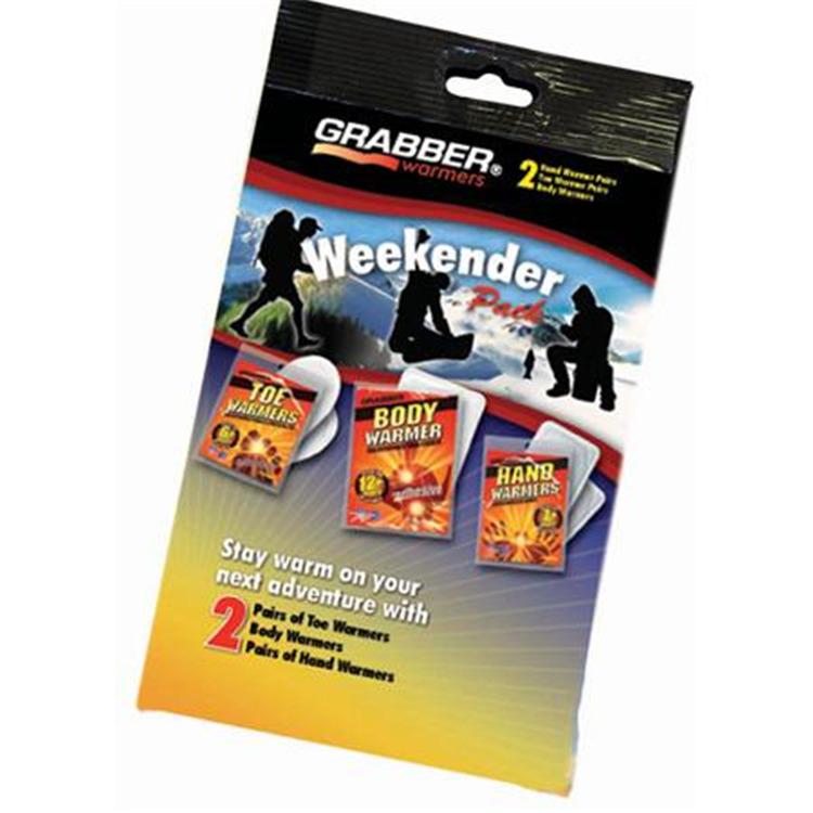 Grabber Weekender Pack