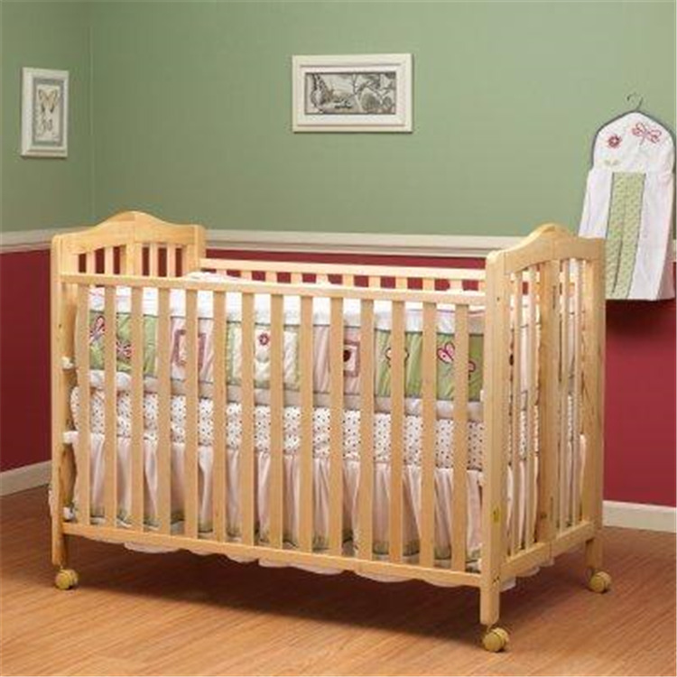 Orbelle Full-size Folding Crib