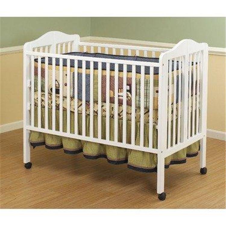 The Orbelle Full-size Folding Crib