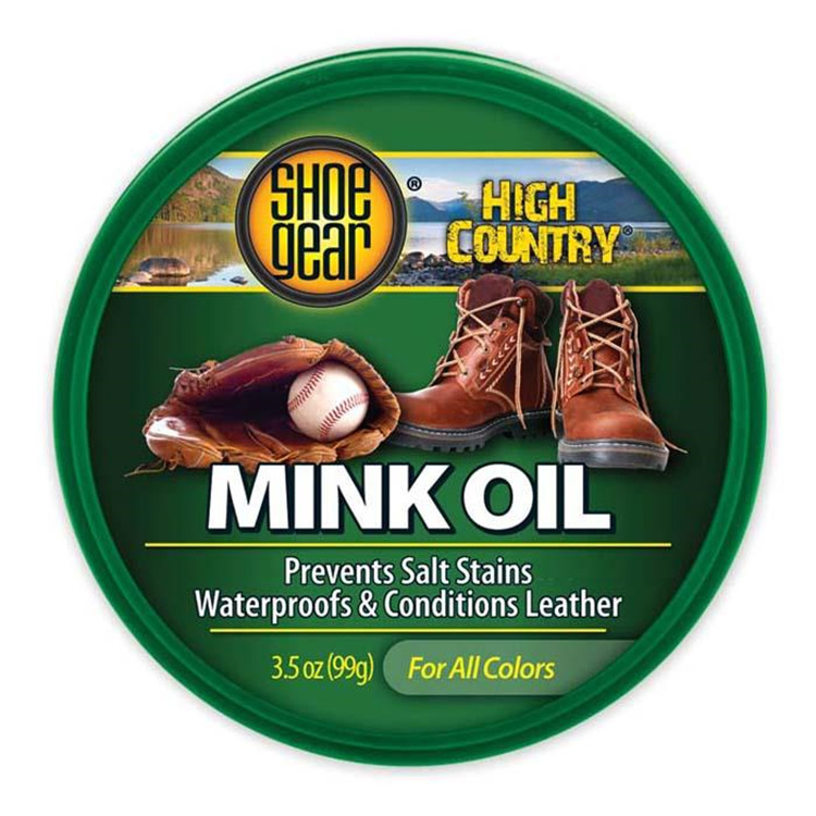 High Country Mink Oil 3.5 Oz