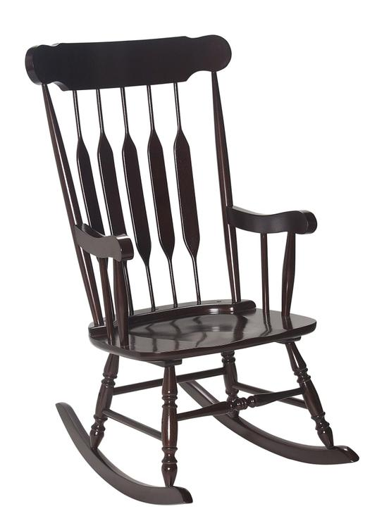 Gift Mark Adult Rocking Chair