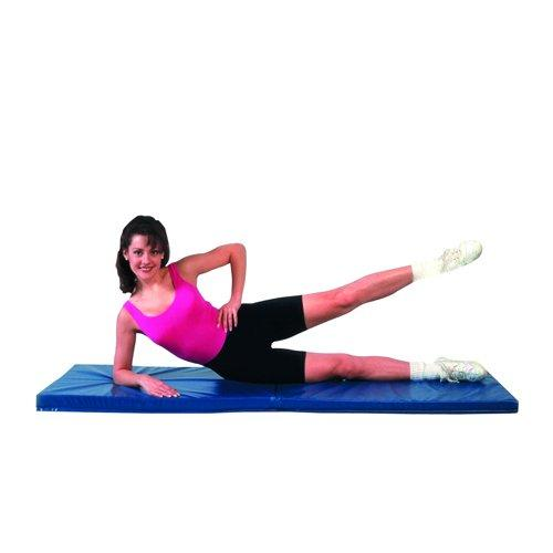 CanDo® Exercise Mat - Center Fold - 2