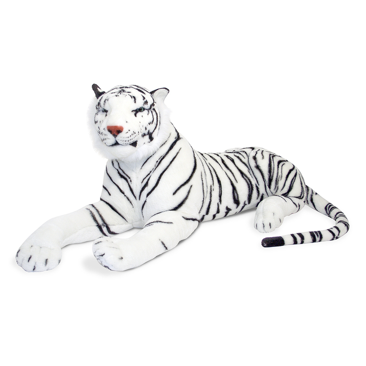 White Tiger - Plush