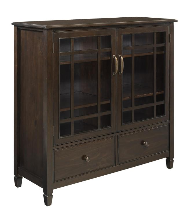 Simpli Home Connaught Storage Cabinet