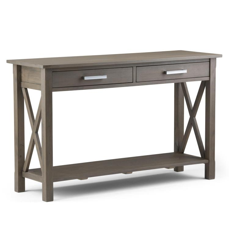 Simpli Home Kitchener Console Sofa Table