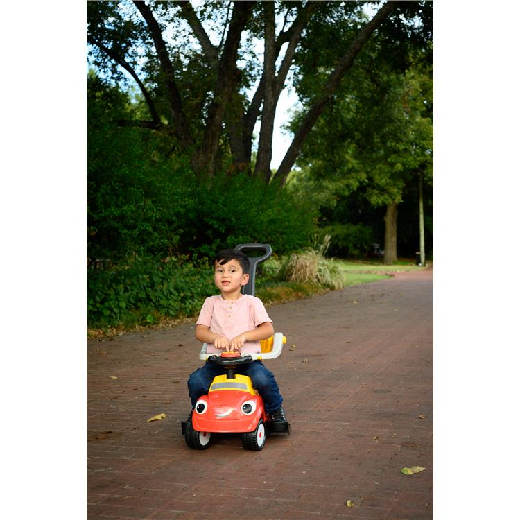 Best Ride On Cars 3 in 1 Little Tike - Red