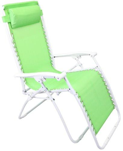 Zero Gravity Chair in Grass Green