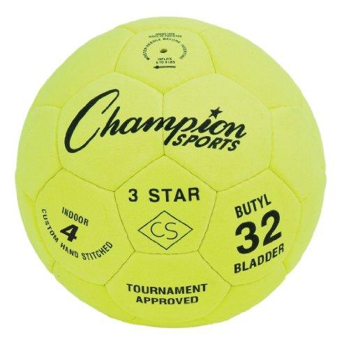 3 Star Size 4 Soccer Ball