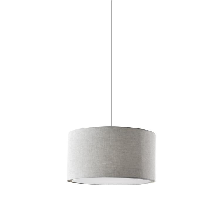 Adesso Harvest Large Drum Pendant [Item # 4003-02]