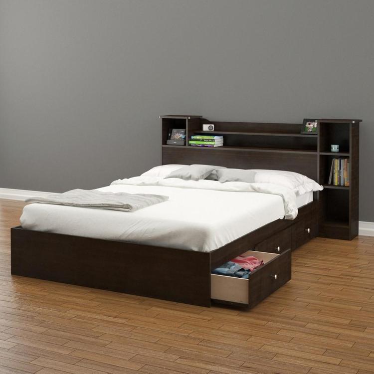 Nexera Pocono Full Bed Bundle