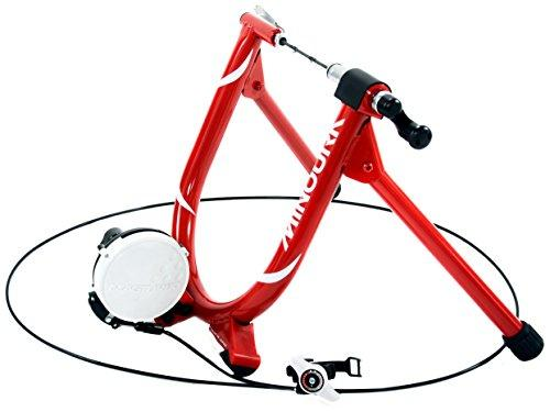 B60-R Bicycle Trainer with Remote and Rise Combo