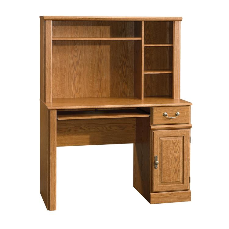 Sauder Orchard Hills Computer Desk With Hutch - [401353]