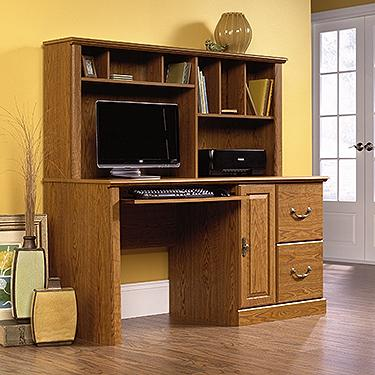 Orchard Hills Comp Desk With Hutch