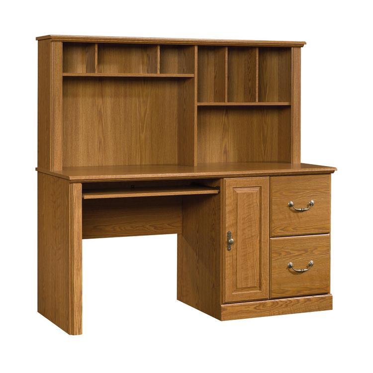 Sauder Orchard Hills Comp Desk With Hutch [Item # 401354]