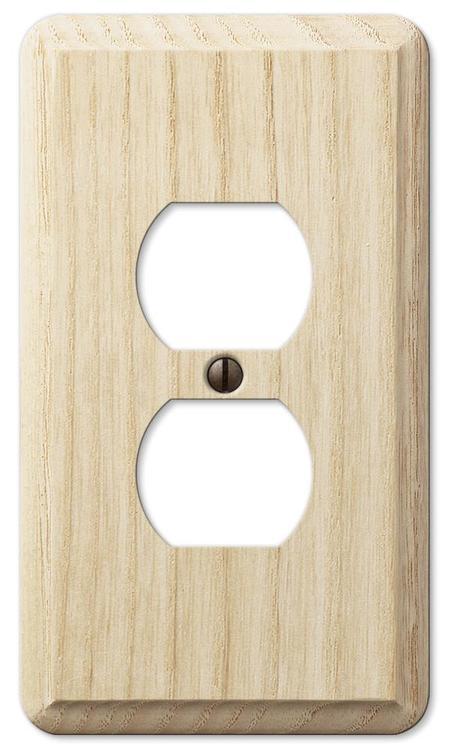 401D Plate 1D Ash Wood