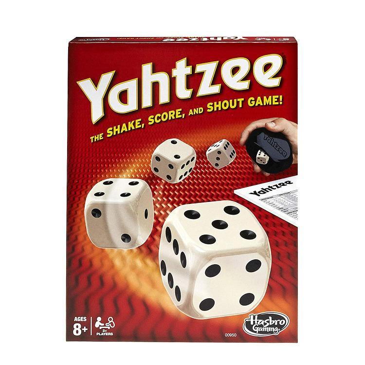 Milton Bradley Yahtzee