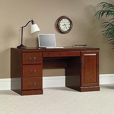 Heritage Hill Computer Credenza