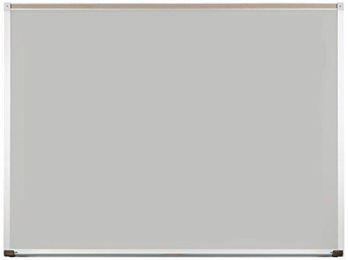 Evolution Projection Surface - matte gray - deluxe aluminum trim - 1.5x2