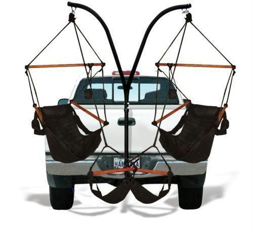 Hammaka Hammocks Trailer Hitch Stand With Hammock Chairs Combo