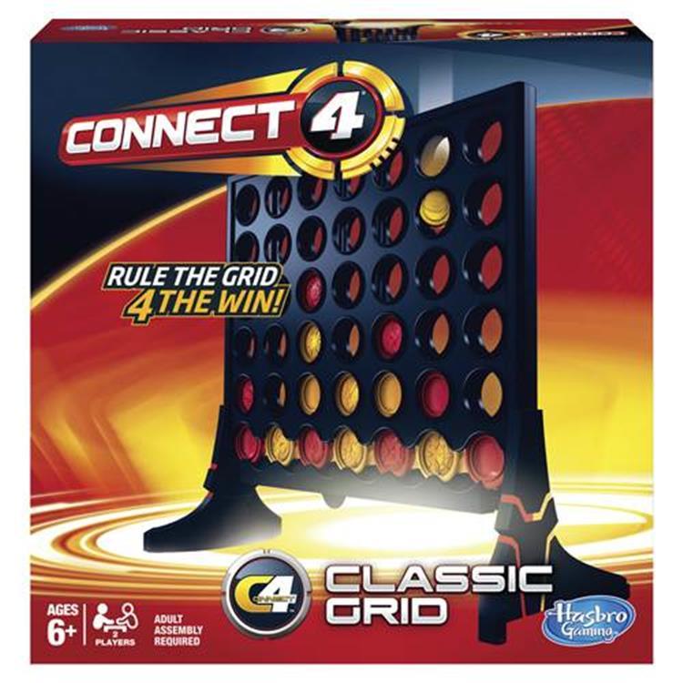 Hasbro Gaming Connect 4