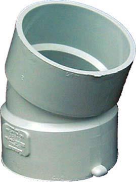 Genova Products 40840 Elbw 22-1/2 D3034 4