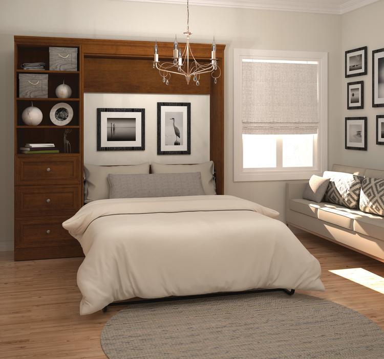 Versatile by Bestar 84'' Full Wall Bed Kit