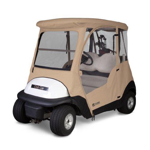 Classic Accessories Fairway Club Car Precedent Golf Car Enclosure