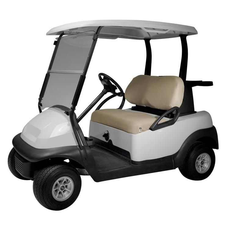Classic Accessories Fairway Golf Car Seat Cover Diamond Air Mesh