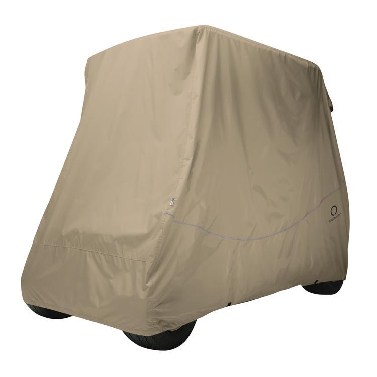 Classic Accessories Fairway Golf Car Quick-Fit Cover