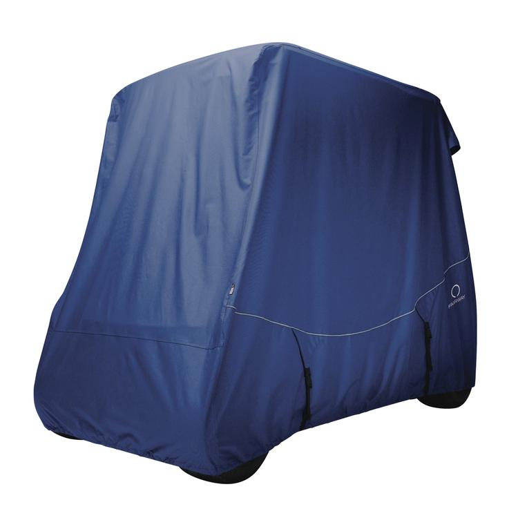 Classic Accessories Fairway Fadesafe Golf Car Quick-Fit Cover