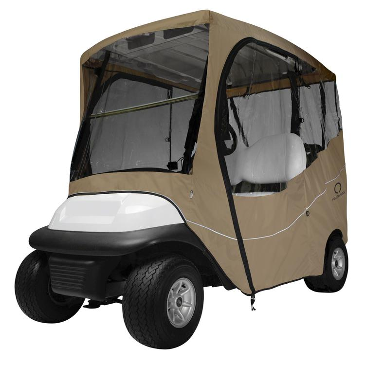 Classic Accessories Fairway Travel Golf Car Enclosure