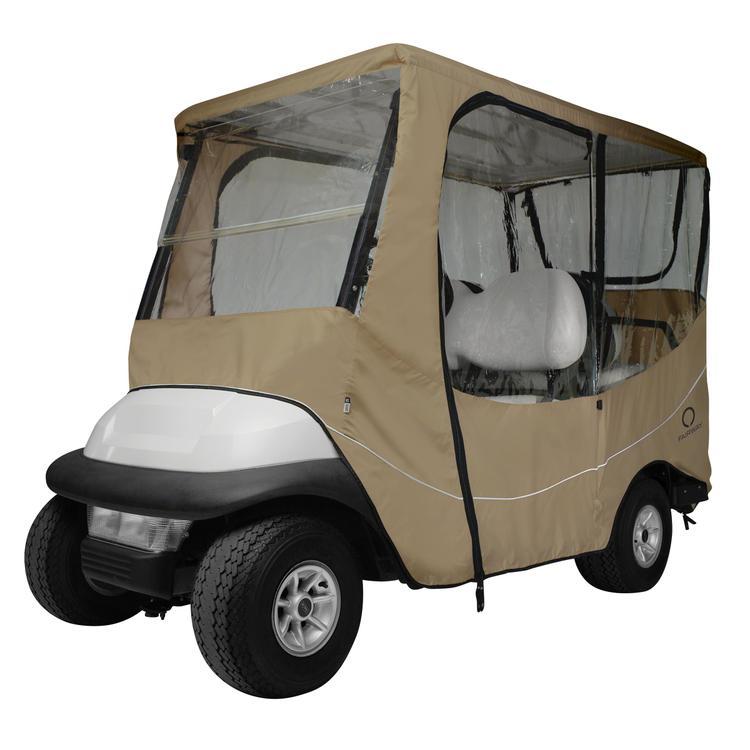 Classic Accessories Fairway Travel Golf Car Enclosure
