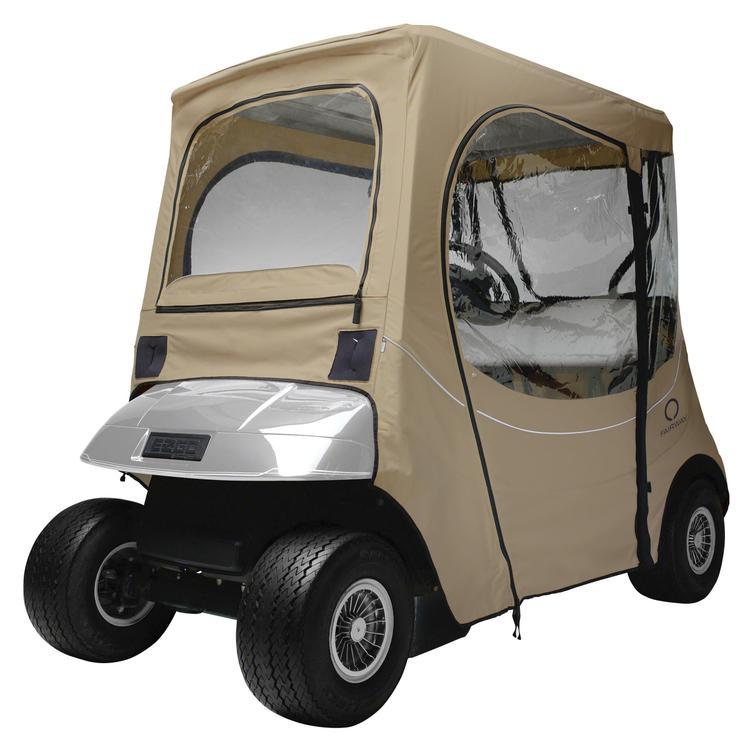 Classic Accessories Fairway Fadesafe ? E-Z-Go® Golf Car Enclosure