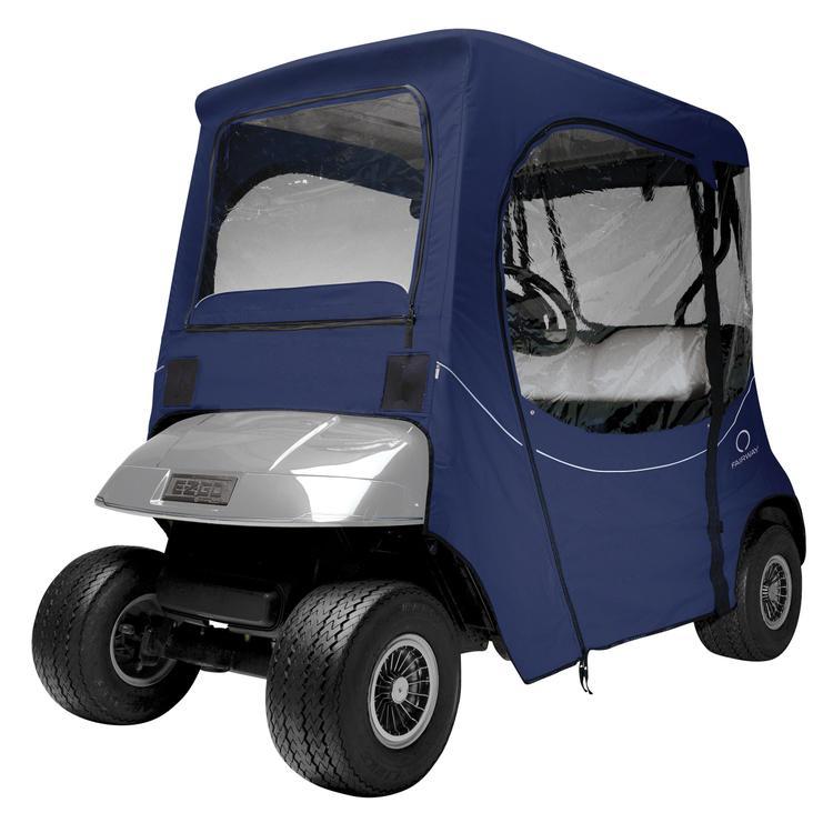 Classic Accessories Fairway Fadesafe? E-Z-Go® Golf Car Enclosure
