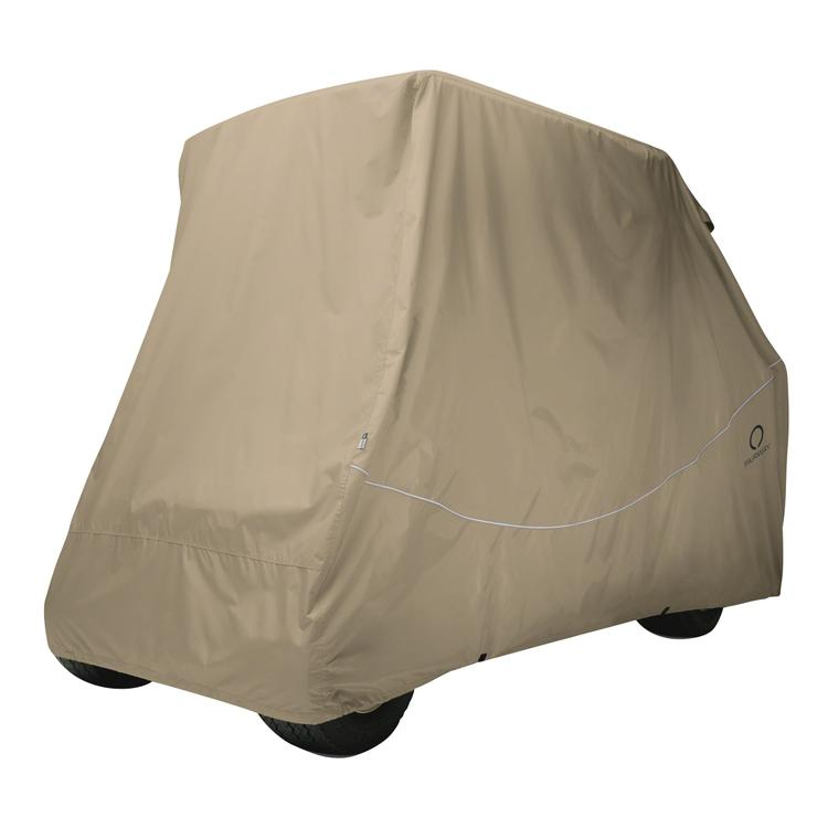 Classic Accessories Quick-Fit Golf Cart Storage Cover