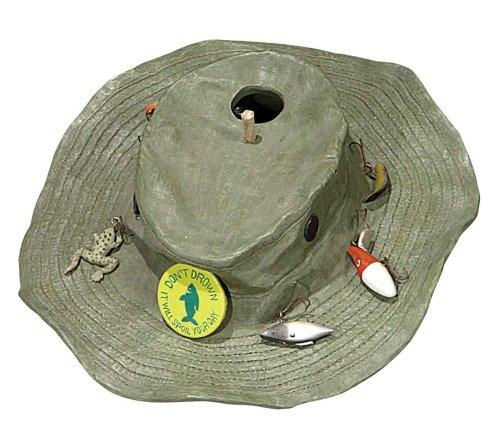 Birdhouse Birdie In A Hat Fishing Lures
