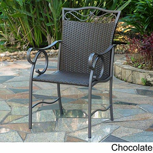 Valencia Resin Wicker/Steel Chairs