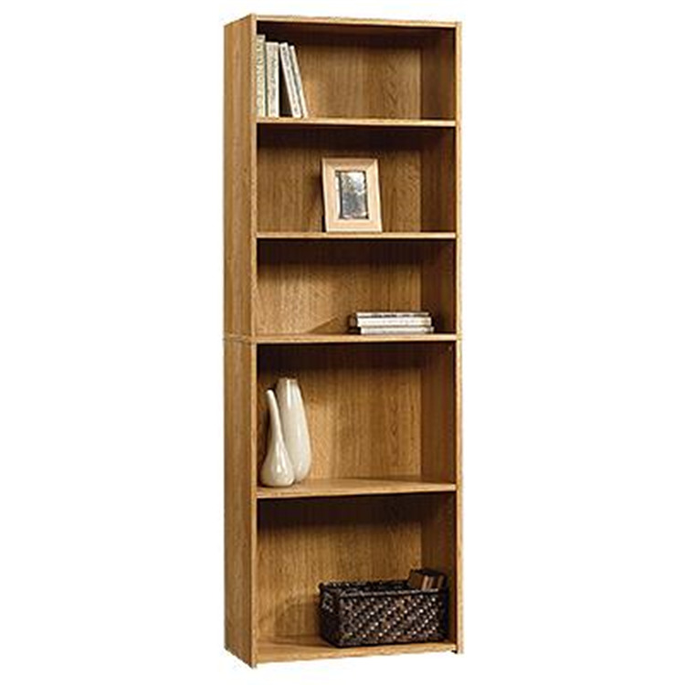 Sauder Beginnings 5-Shelf Bookcase