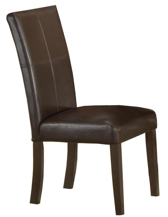 Monaco Side Parson Chair - Set of 2
