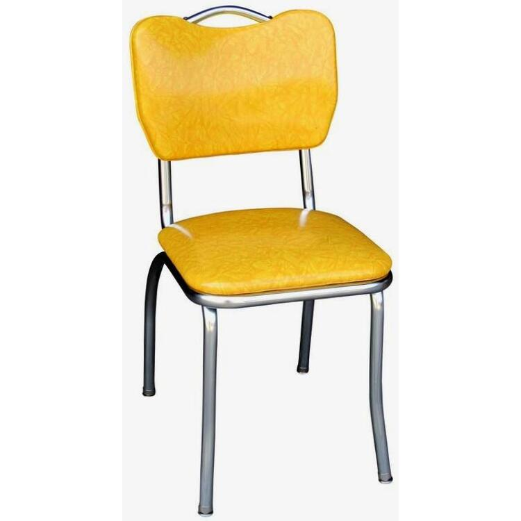 Handle Back Diner Chair with 1