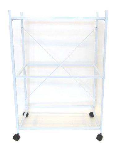 3 Shelf Stand for 2464 and 2474, White