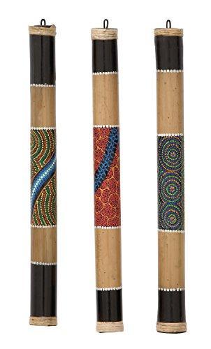Bamboo Rainstick 3 Assorted