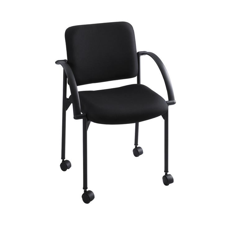 Moto™ Stack Chair, (Qty. 2)