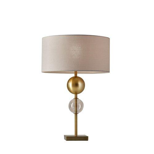 Chloe Table Lamp- Antique Brass