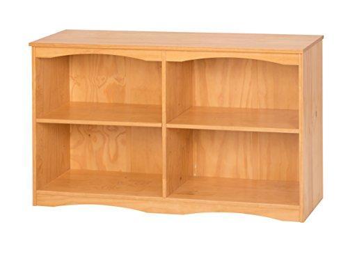 Essentials Wooden Bookcase 51