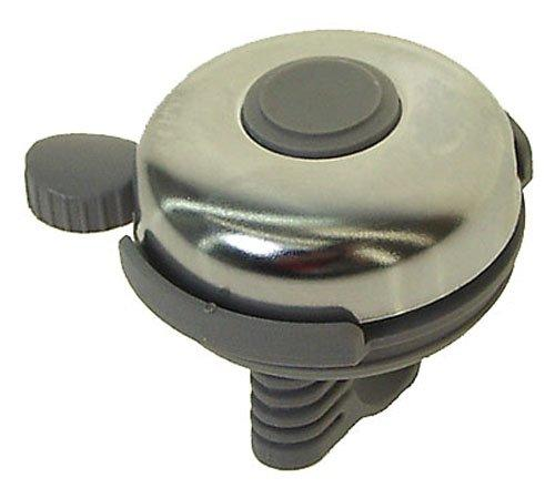 Chrome Plated Rotary Action Bell