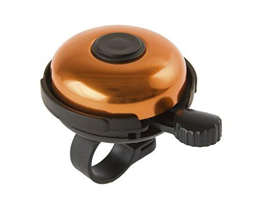 Orange Alloy Rotary Action Bell