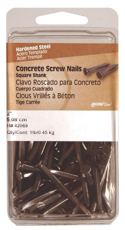 42070 Conc Nail 2-1/2