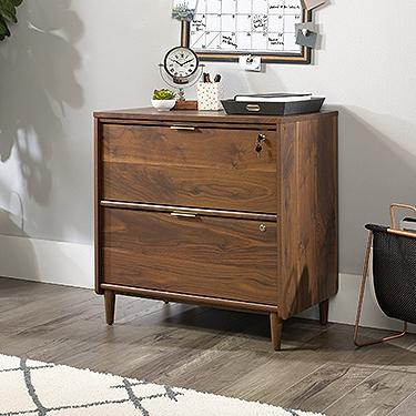 Sauder Clifford Place Lateral File Walnut