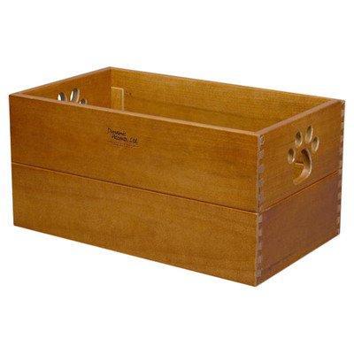 Pet Toy Box - Artisan Bronze